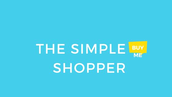 The Simple Shopper