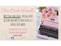 """This Chick Writes"" ~ Creative Writing Challenge"