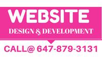 Get a Business Website @ $199, Call#647-879-3131