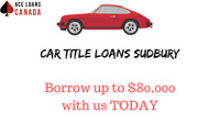 No.1 Canada's Best Car Title Loans Sudbury by Ace Loans Canada
