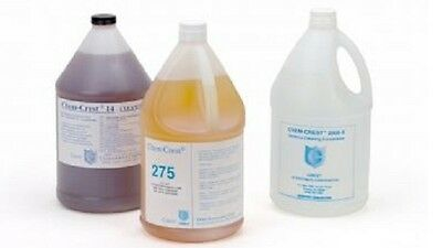 Crest 55 Gallon Chem Crest 275 Ultrasonic Multipurpose Fluid Cleaning Solution