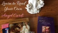 Learn to Read Your Own Angel Cards