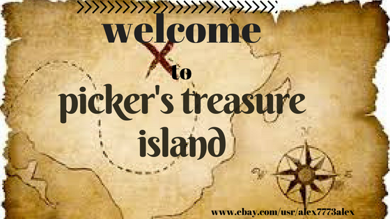 PICKER'S TREASURE ISLAND