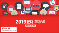 2019 Staples Business Expo Coming To Montreal