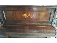 B G FORBES UPRIGHT PIANO