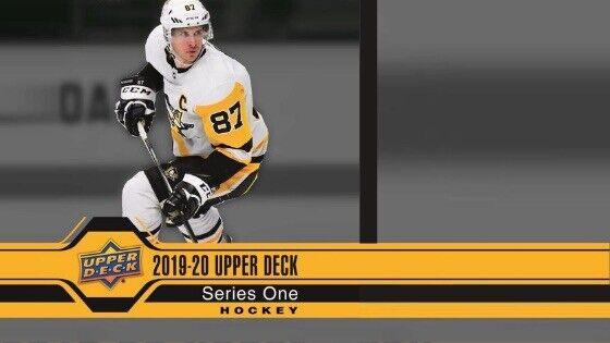 2019-20 Upper Deck Series 1 Complete Base Set #1-#200!!