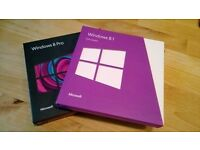 Windows 8.1 Pro Genuine BRAND NEW SOFTWARE FREE RECORDED DELIVERY