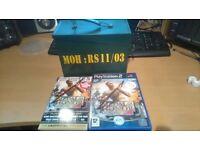 medal of honour Rising Sun PS2