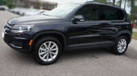 2015 Tiguan Comfortline SUV with Tech Pkg