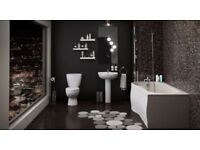 Complete Bathroom Suite with Shower Bath for £399