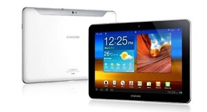"""Samsung Tab 10.1"""" Tablet with Case"""
