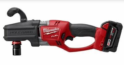 Milwaukee 2708-22 M18 Fuel Hole Hawg Brushless Right Angle Drill Kit 18 V Lith