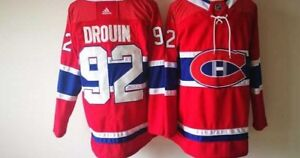 Chandail jersey canadiens hockey NHL HABS montreal jersey shirt