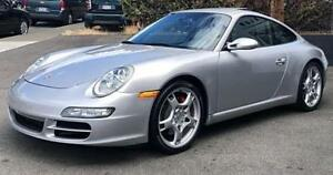 2005  Porsche 911 Carrera S Coupe Tiptronic Full Load