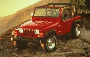 Looking for a 2003-2006 Jeep TJ Wrangler