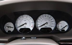 2004 Chrysler Sebring LXI Sedan, E-Tested