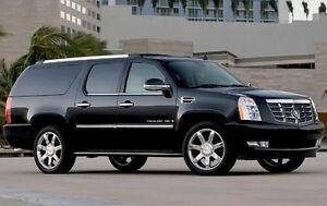 2010 Cadillac Escalade chrome SUV, Crossover