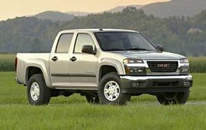 2006 GMC Canyon OFF ROAD 4x4 Crew Cab