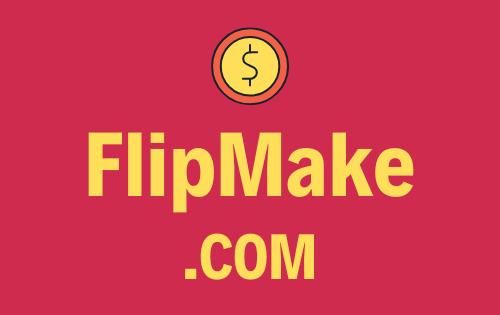 FlipMake .com / NR Domain Auction / Product Reselling, Properties / Namesilo - $5.00