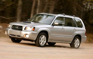 Looking for a Subaru forester 2.5L XT 2004-2005