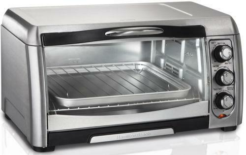 6 Slice Convection Toaster Oven Ebay