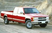 WANTED: Chevy or GMC 6.2L diesel truck