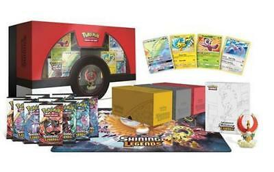 Pokemon Shining Legends Super Premium Ho Oh Pikachu Collection Booster Set Box