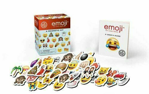 Emoji A Magnetic Kit by Running Press 9780762460762