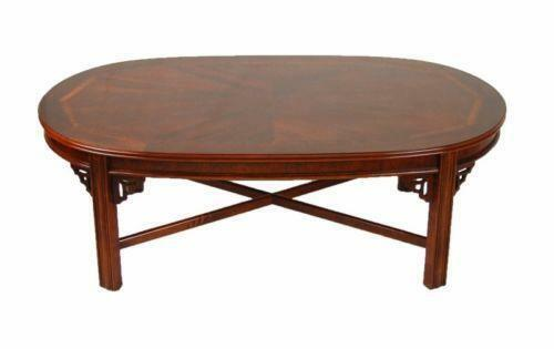 Antique Mahogany Coffee Table Ebay