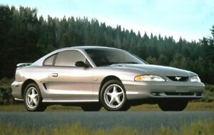 *WANTED* 1990-2000 Ford Mustang Coupe (2 door)