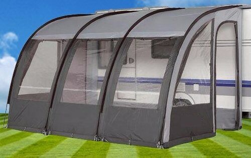 new crusader denver 390 lightweight caravan porch awning