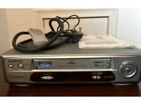 Samsung Video Cassette Recorder SV-633B. May not work.....