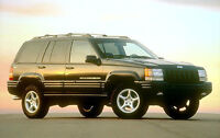 PARTS FOR JEEP GRAND CHEROKEE 93 TO 1998