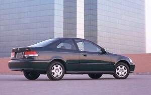 LOOKING TO BUY 2000 Honda Civic Coupe (2 door)
