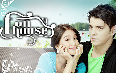 Full House   Pinoy Version Filipino Tv Series Complete Set Dvd Teleserye