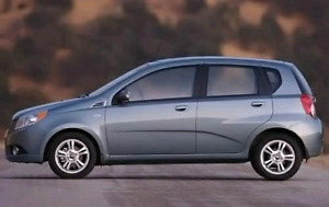 2011 Chevy Aveo - 99889kms