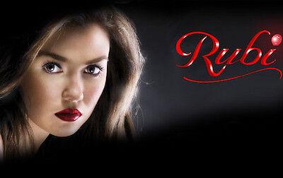 Rubi   Pinoy Version Complete Set Filipino Tv Series Dvd Teleserye
