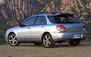Wanted: Subaru Impreza 2002-2005