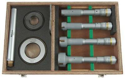 Mitutoyo 368-919 Holtest Complete Unit Set 2-4 Range .0002 Graduation