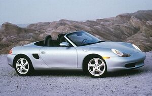 Meticulously Maintained 1999 Porsche Boxster Convertible!!!