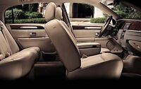 Luxury Town Car Service - including airport travel!