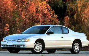 2000 Monte Carlo LS AS IS