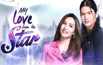 My Love From The Star   Pinoy Version Complete Set Filipino Tv Series Teleserye
