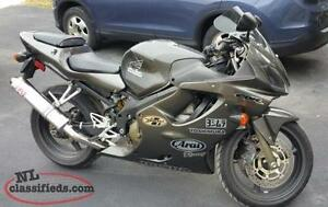 FOR SALE 2002 Honda CBR 600