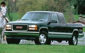Wanted 1996 to 1999  GMC or Chevy