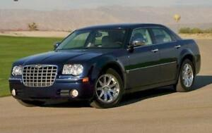 2008 Chrysler 300-Series 300C SRT Design Sedan