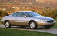 1995 Buick Riviera*this luxery car was around 50k new*great cond
