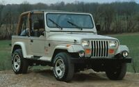 Jeep YJ 1987-1995 you want towed away. running or not