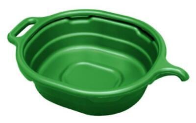Lisle 17982 Green 4.5 Gallon Oval Drain Pan