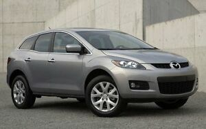 Mazda CX7 2008 2.3 turbo parting out